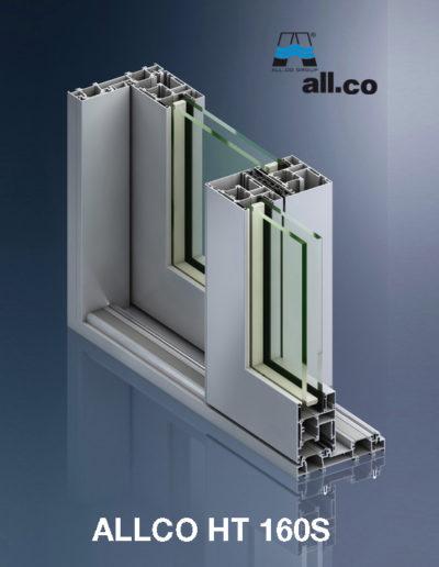 Profilo ALLCO TEC 160S