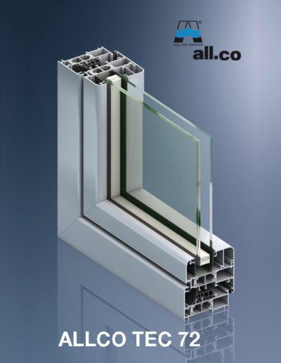 Profilo ALLCO TEC 72